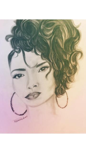 @__SydneyLynn Portrait